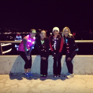 christmas lights run